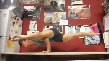 Just being a yogini
