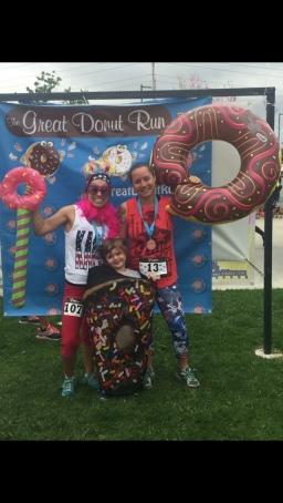 Irvine, CA Donut Run